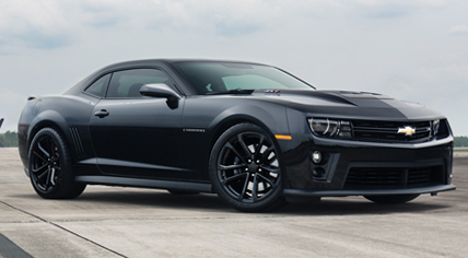 Tuning Package: Camaro – G-Force