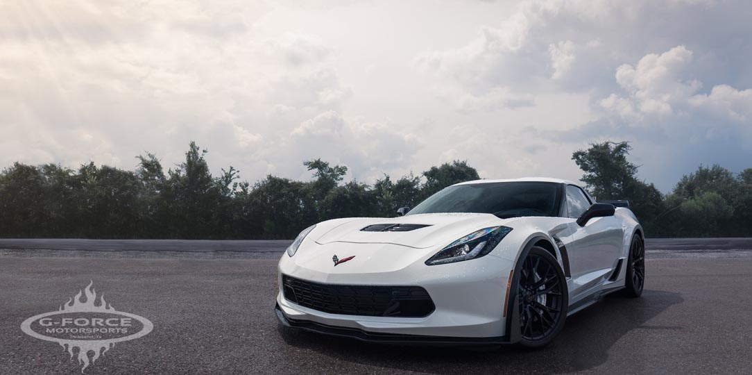 Tuning Package: Corvette – G-Force